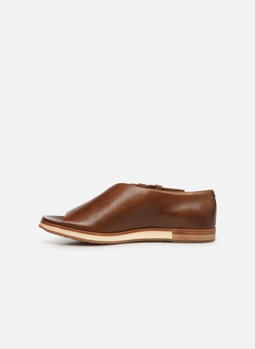 Sandales et nu-pieds Neosens Cortese S501 Marron vue face