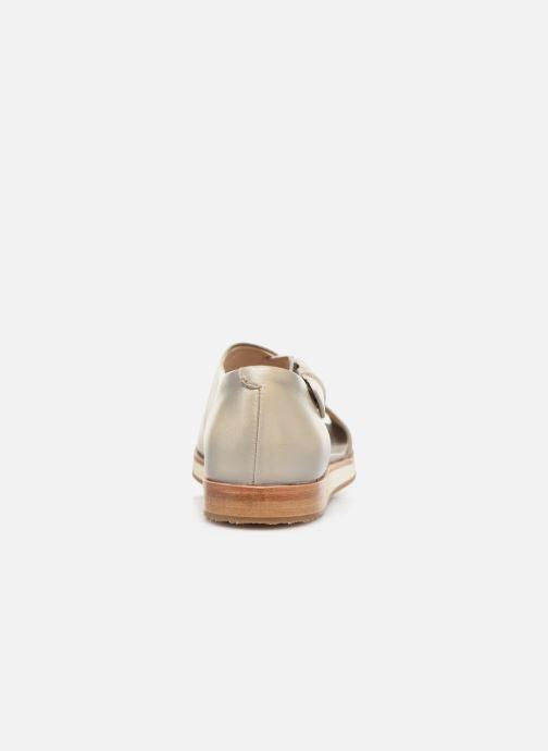 Sandales et nu-pieds Neosens Cortese S501 Gris vue droite