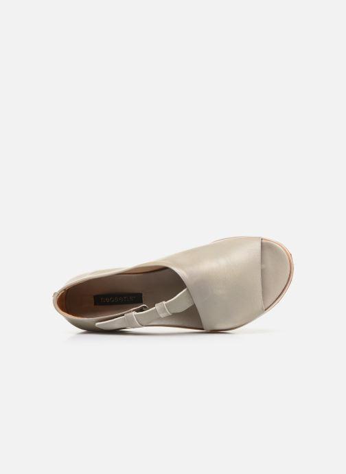 Sandales et nu-pieds Neosens Cortese S501 Gris vue gauche