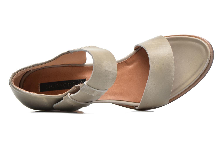 Sandali e scarpe aperte Neosens Gloria S198 Bianco immagine sinistra