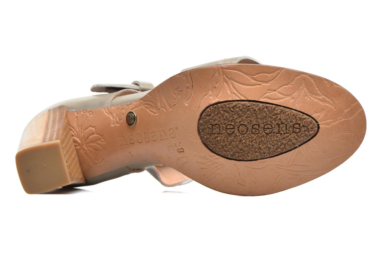 Sandales et nu-pieds Neosens Gloria S198 Blanc vue haut