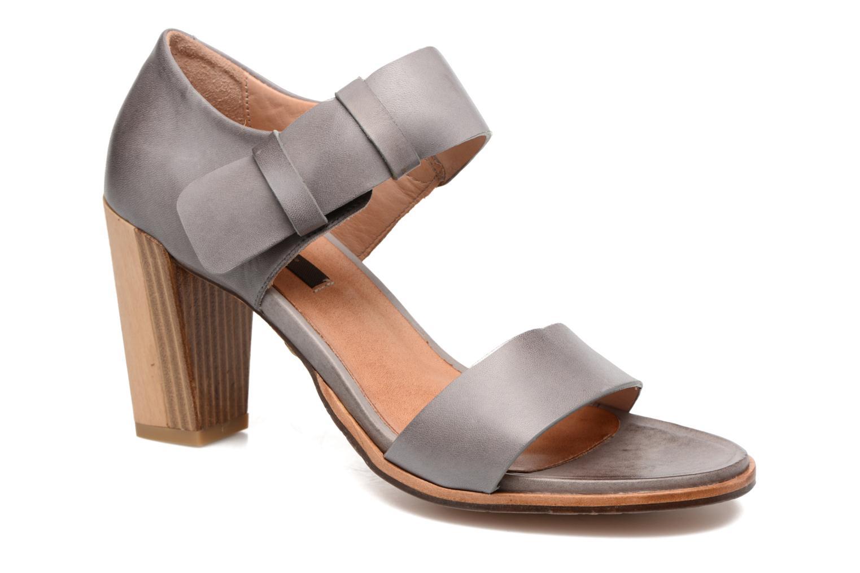 Sandals Neosens Gloria S198 Grey detailed view/ Pair view