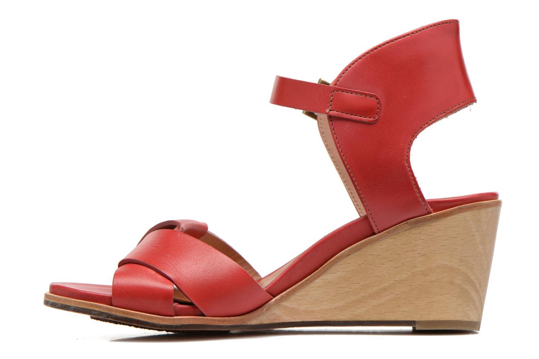Sandales et nu-pieds Neosens Noah S216 Rouge vue face