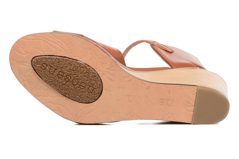 Sandales et nu-pieds Neosens Noah S216 Marron vue haut