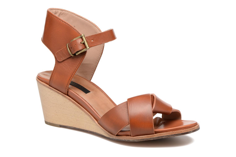 Sandales et nu-pieds Neosens Noah S216 Marron vue détail/paire