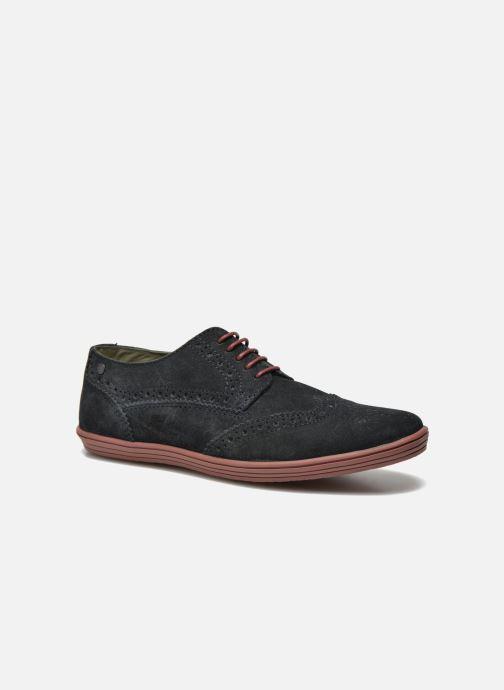 Zapatos con cordones Base London Gig Perform Azul vista de detalle / par