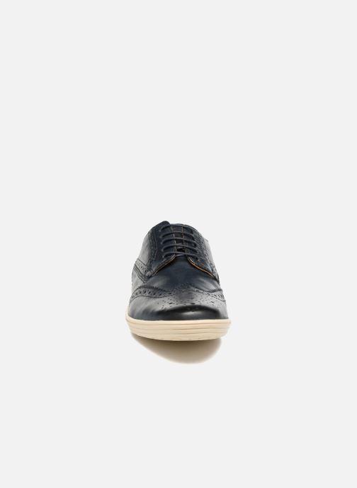 Chaussures à lacets Base London Gig Perform Bleu vue portées chaussures