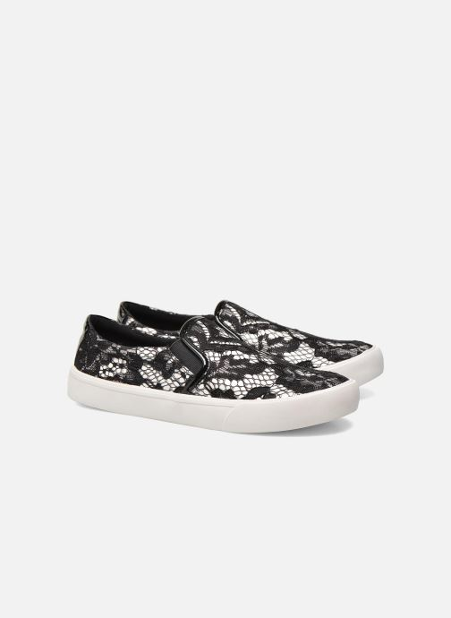 Trainers DKNY Bess Black 3/4 view