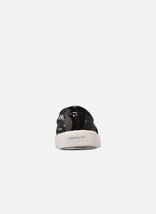 Baskets DKNY Bess Noir vue droite