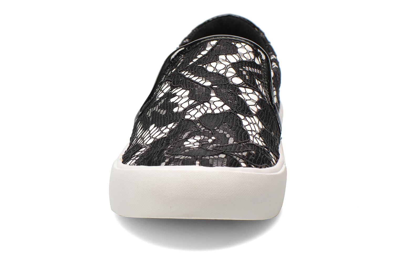 Baskets DKNY Bess Noir vue portées chaussures
