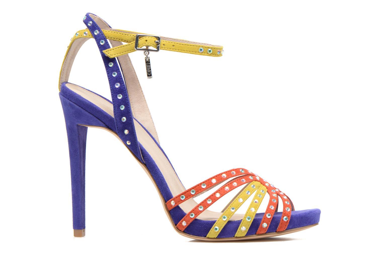 Sandales et nu-pieds Liu Jo Sandale Clio haute Multicolore vue derrière