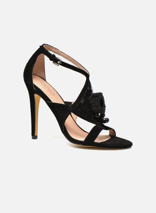 Escarpins Liu Jo Marion sandale Noir vue détail/paire