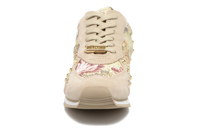 Baskets Liu Jo Marguerite Multicolore vue portées chaussures