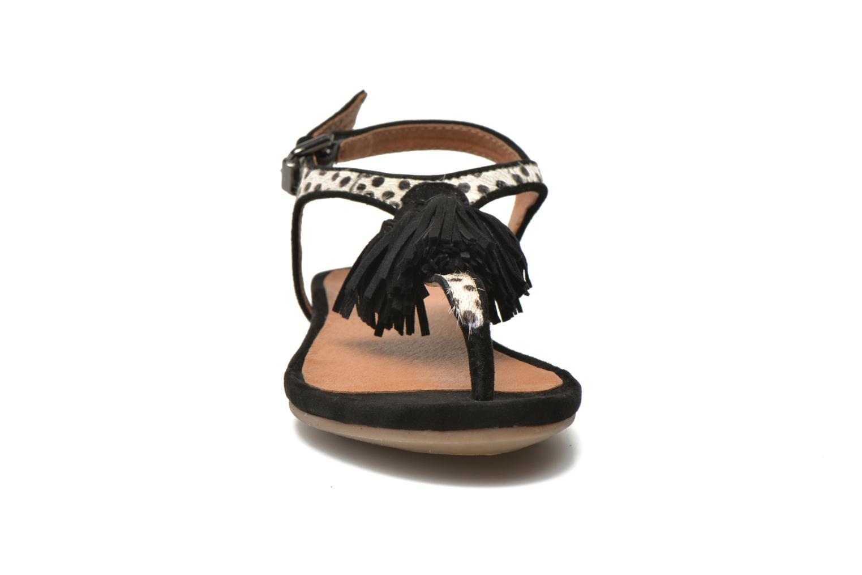 Sandales et nu-pieds SPM NANTES 2 Multicolore vue portées chaussures