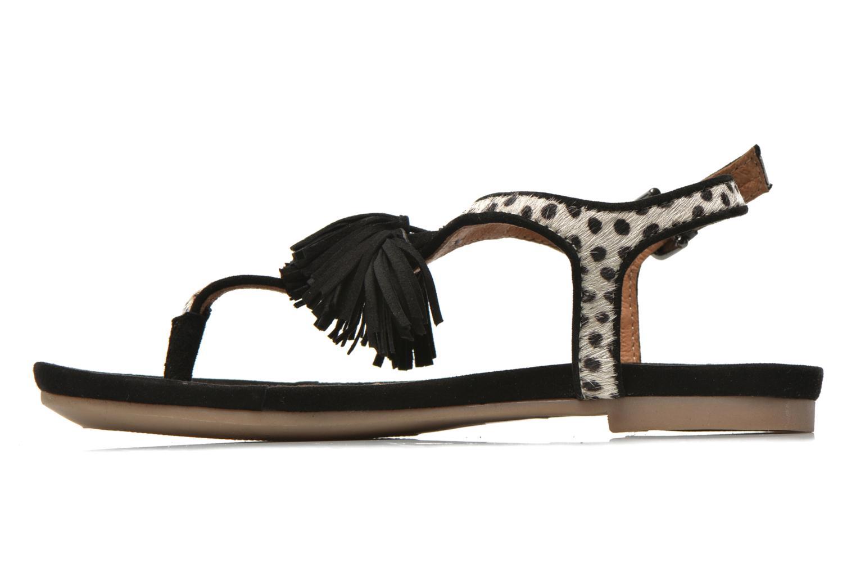 Sandales et nu-pieds SPM NANTES 2 Multicolore vue face
