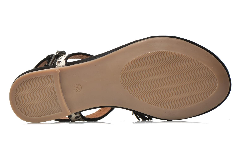 Sandales et nu-pieds SPM NANTES 2 Multicolore vue haut