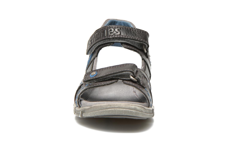 Sandales et nu-pieds Stones and Bones PANNO Gris vue portées chaussures