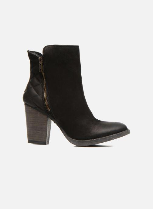 Boots en enkellaarsjes Steve Madden RYATTQ Zwart achterkant