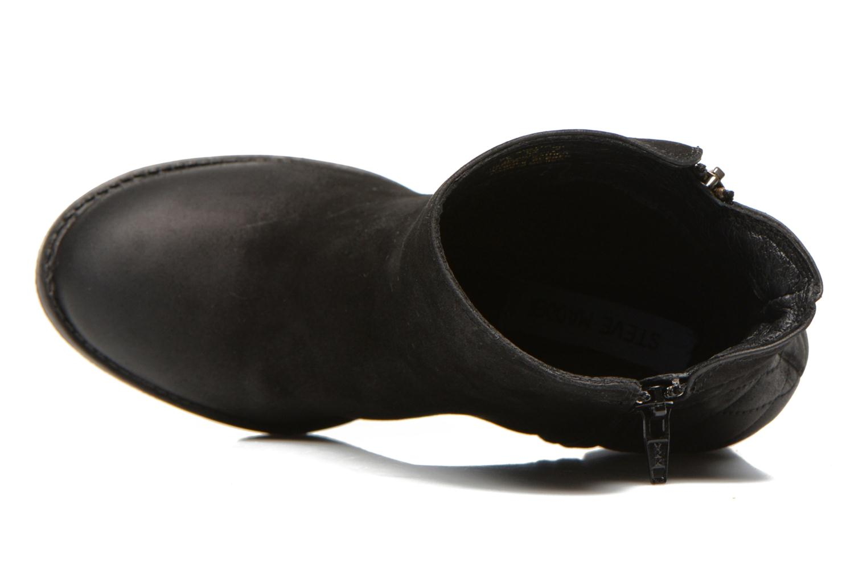 Bottines et boots Steve Madden RYATTQ Noir vue gauche