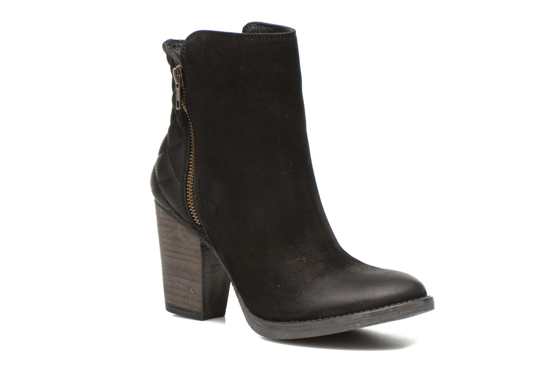 Bottines et boots Steve Madden RYATTQ Noir vue détail/paire