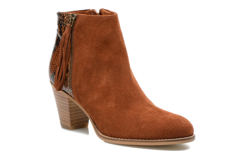 Nuevo Botines zapatos Georgia Rose Tartyton (Marrón) - Botines Nuevo  en Más cómodo 75c3fe