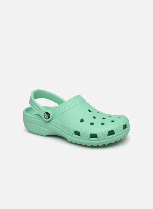 Clogs & Pantoletten Crocs Classic blau detaillierte ansicht/modell
