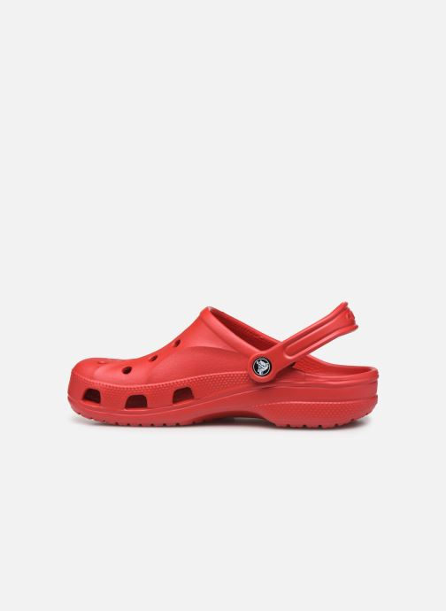 Sandals Crocs Baya H Red front view