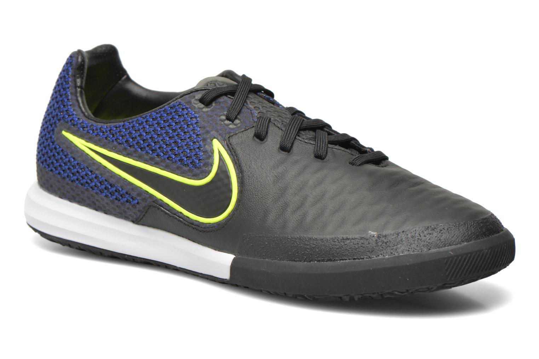 Chaussures de sport Nike Magistax Finale Ic Noir vue détail/paire