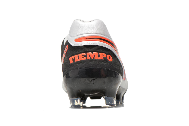 Chaussures de sport Nike Tiempo Legacy II Fg Gris vue droite