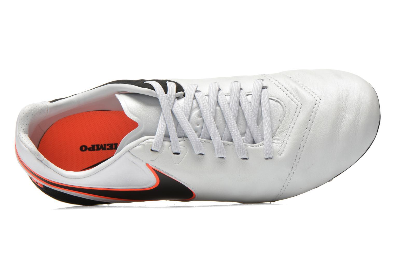 Chaussures de sport Nike Tiempo Legacy II Fg Gris vue gauche