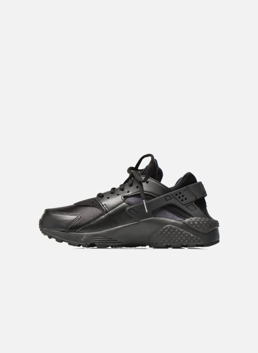 Sneakers Nike Wmns Air Huarache Run Nero immagine frontale