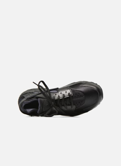 Baskets Nike Wmns Air Huarache Run Noir vue gauche