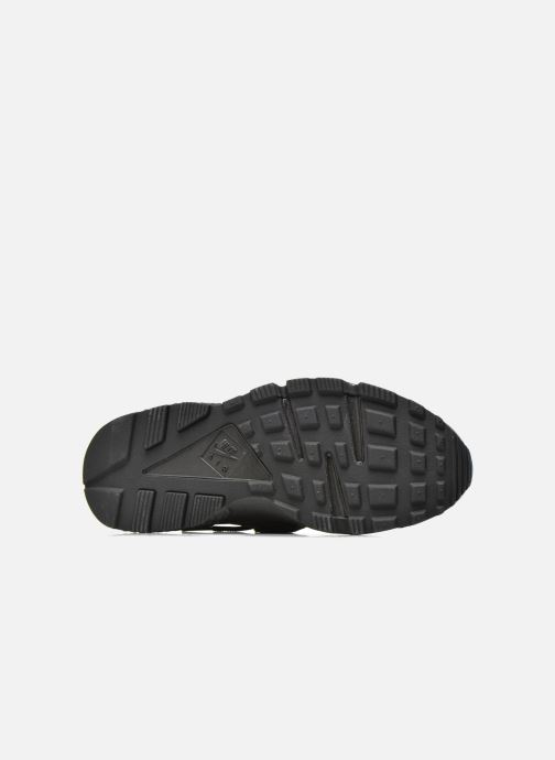 Baskets Nike Wmns Air Huarache Run Noir vue haut