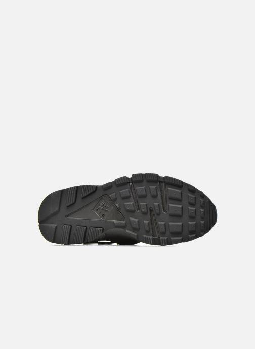 Baskets Nike Wmns Air Huarache Run Noir vue haut