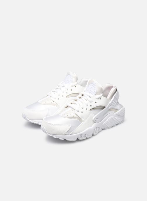 Sneakers Nike Wmns Air Huarache Run Hvid se forneden