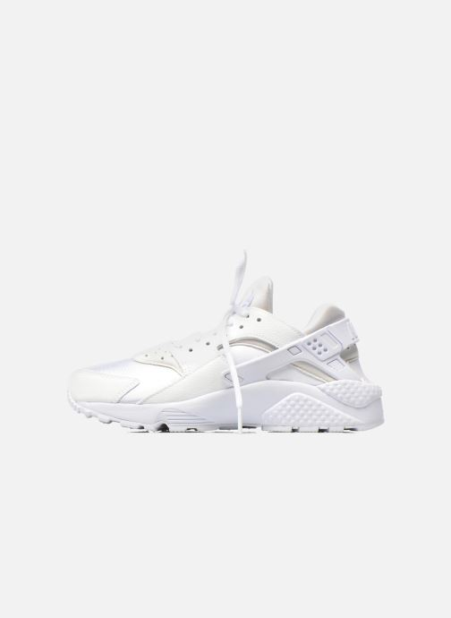 Nike Wmns Air Huarache Run (Blanc) Baskets chez Sarenza
