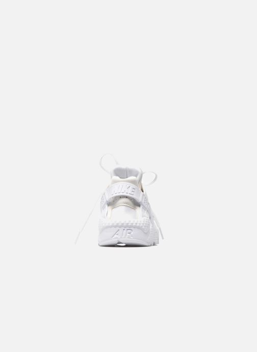 Baskets Nike Wmns Air Huarache Run Blanc vue droite