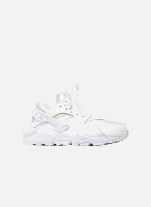 Baskets Nike Wmns Air Huarache Run Blanc vue derrière