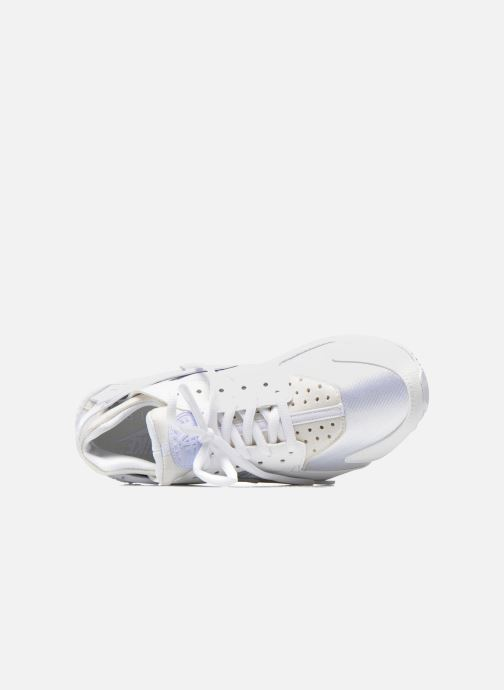 Baskets Nike Wmns Air Huarache Run Blanc vue gauche