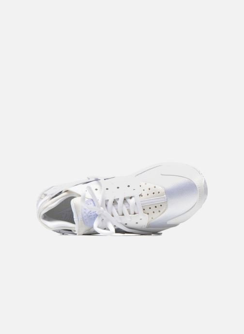 Baskets Nike Wmns Air Huarache Run Blanc vue gauche