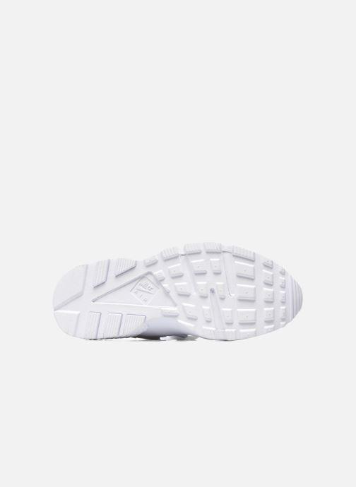 Sneakers Nike Wmns Air Huarache Run Bianco immagine dall'alto
