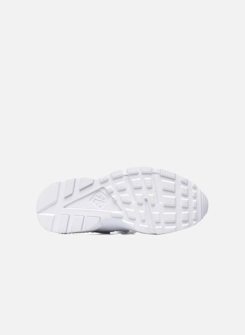 Baskets Nike Wmns Air Huarache Run Blanc vue haut