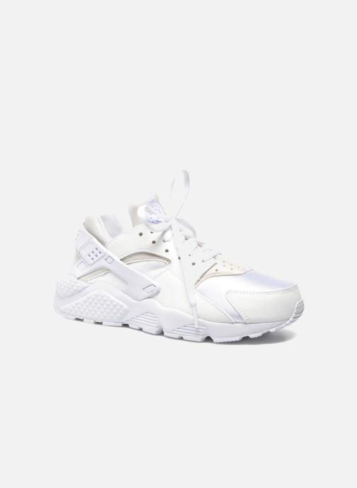 Sneakers Nike Wmns Air Huarache Run Vit detaljerad bild på paret