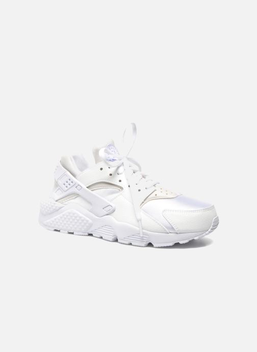 Baskets Nike Wmns Air Huarache Run Blanc vue détail/paire