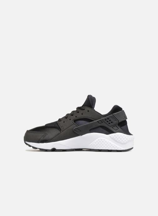 Trainers Nike Wmns Air Huarache Run Black front view