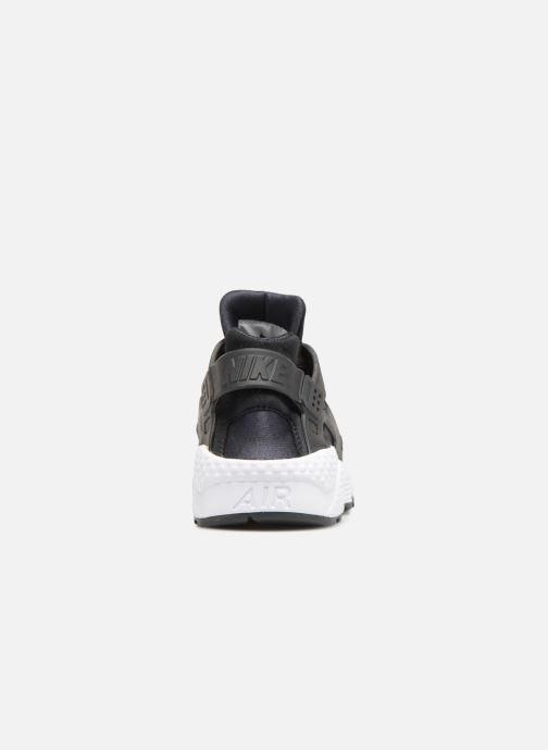 Sneakers Nike Wmns Air Huarache Run Zwart rechts