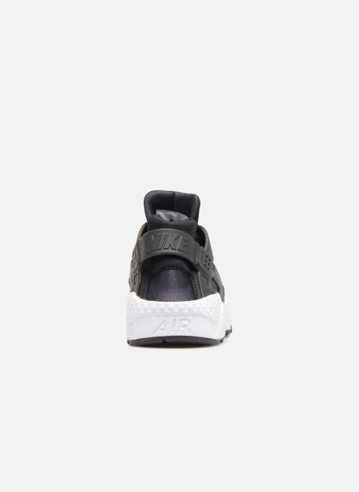 Trainers Nike Wmns Air Huarache Run Black view from the right