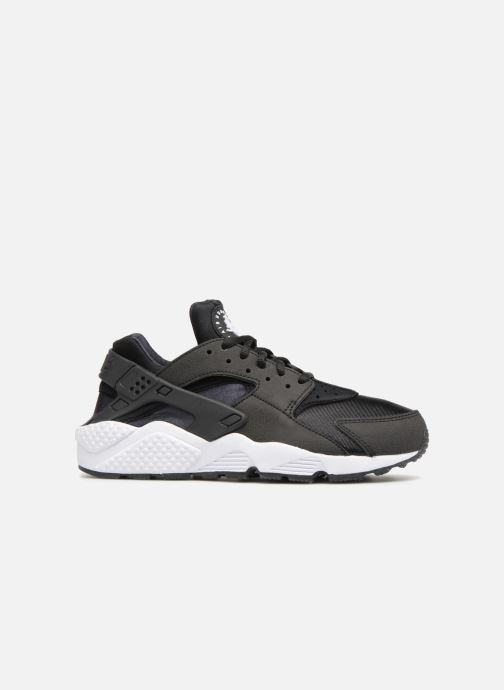 Sneaker Nike Wmns Air Huarache Run schwarz ansicht von hinten