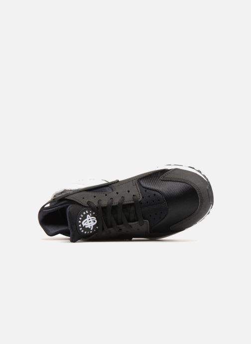 Trainers Nike Wmns Air Huarache Run Black view from the left