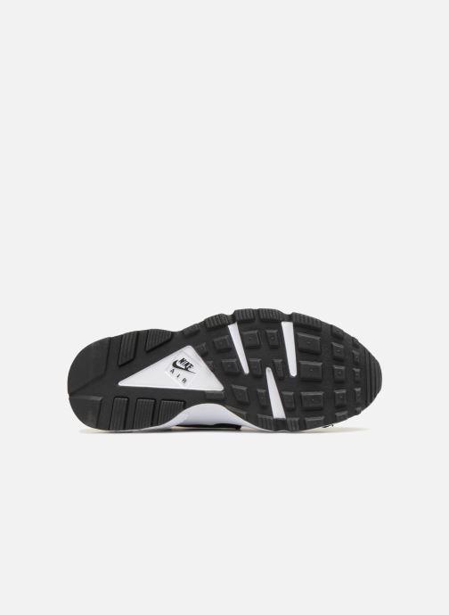 Sneaker Nike Wmns Air Huarache Run schwarz ansicht von oben